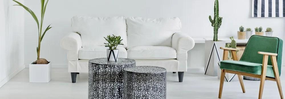 choisir pour meubler un petit salon