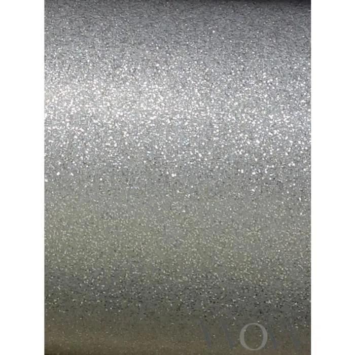 Luxe Paillettes Scintillant Papier Peint Argent Achat