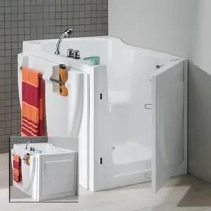 baignoire kit balneo baignoire a porte laterale 050200 ouverture a d