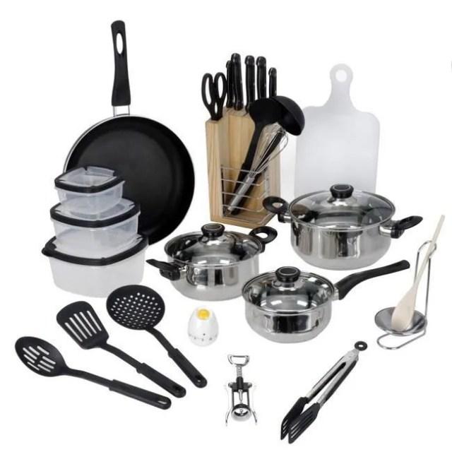 Cuisine kit de démarrage (25 pièces) - Achat / Vente lot ...