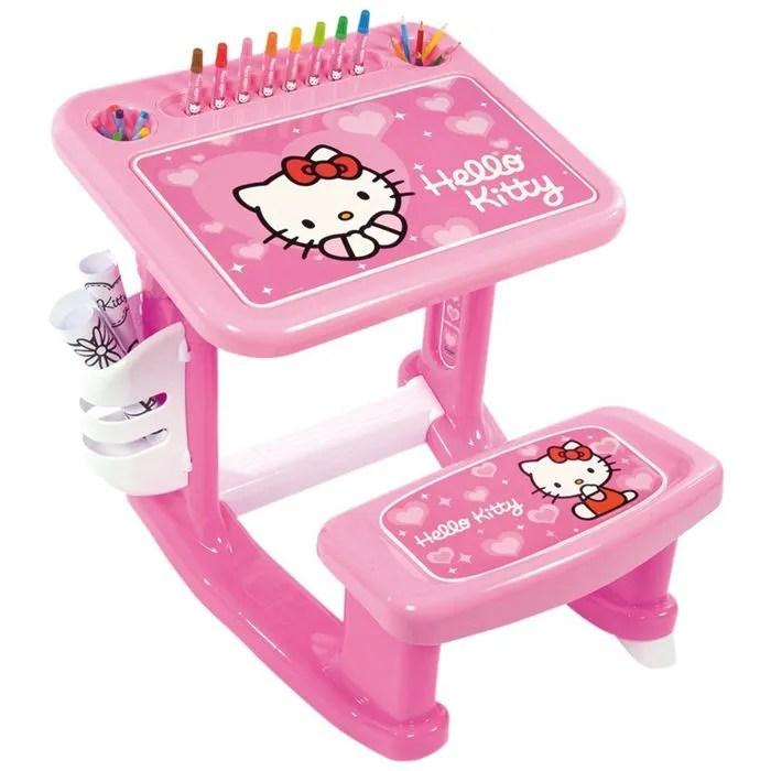 Bureau Enfant Dactivits Hello Kitty Achat Vente