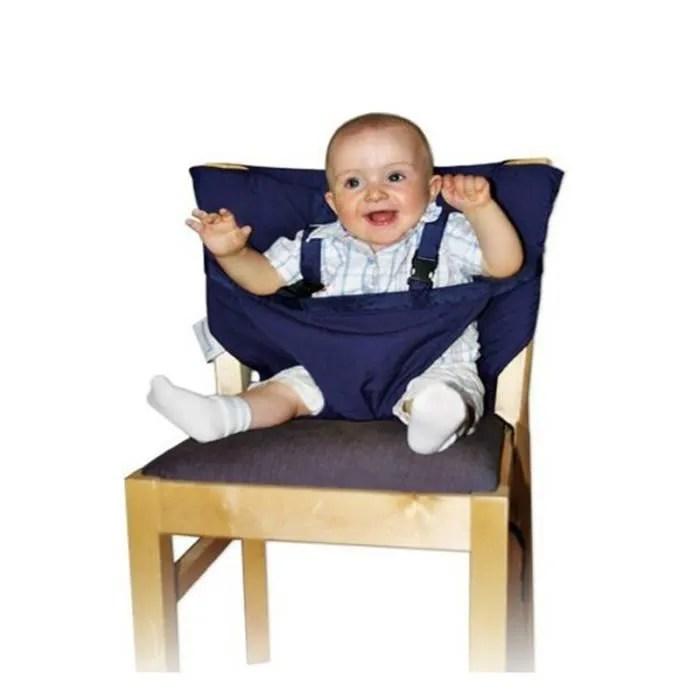 rehausseur siege highdas tissu de voyage portable chaise haute si