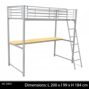 lit mezzanine lit mezzanine avec bureau