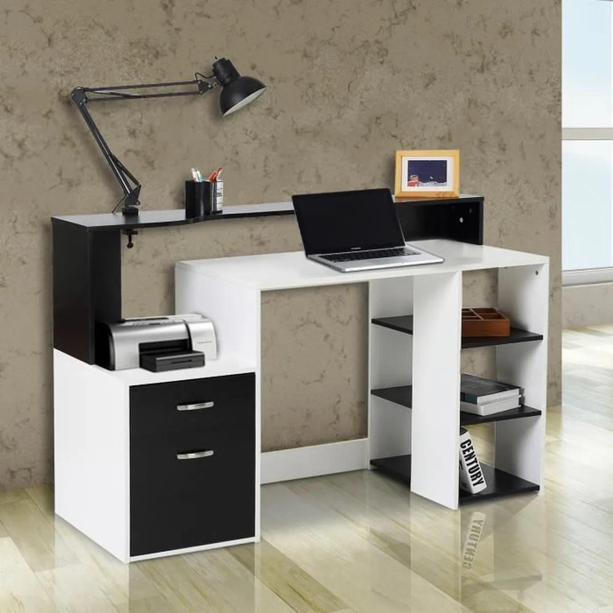Bureaumeuble Informatique Moderne Avec De Nombreux