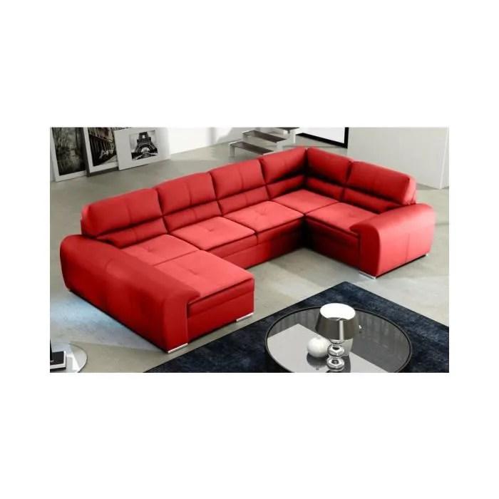 canape sofa divan justhome omega duo canape d angle en cuir ecologiq
