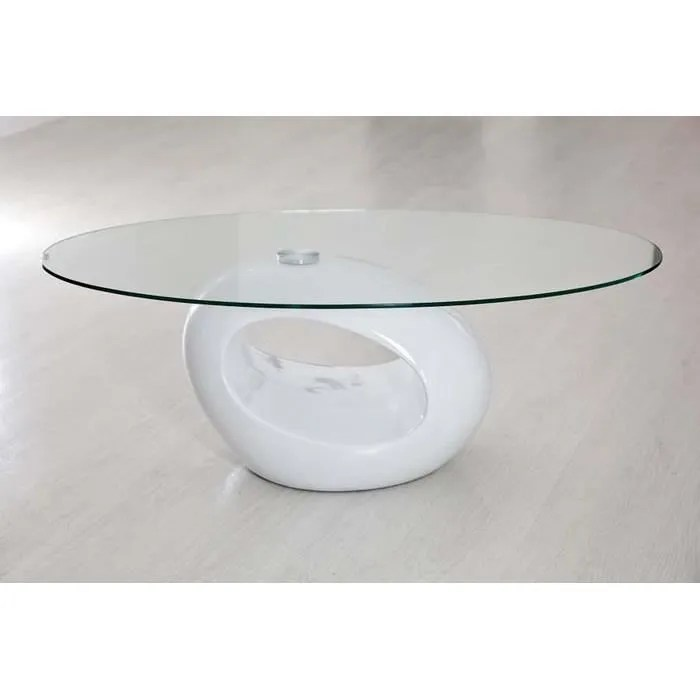 Table Basse Laque Blanc Achat Vente Table Basse Table