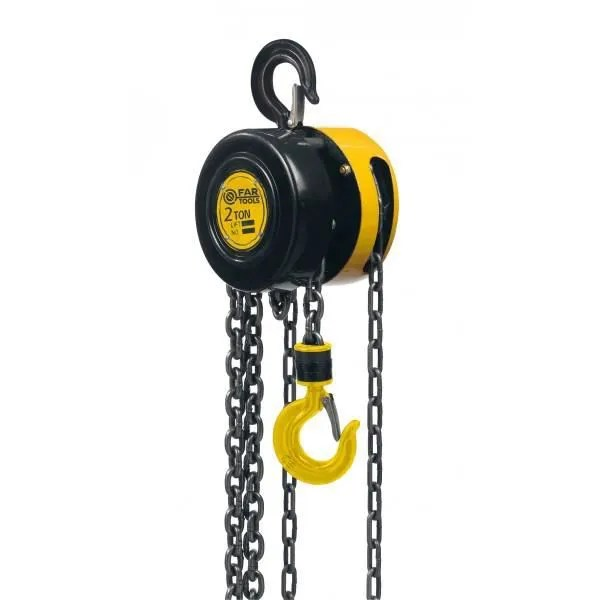 Palan A Chaine 2 Tonnes Deshuriken