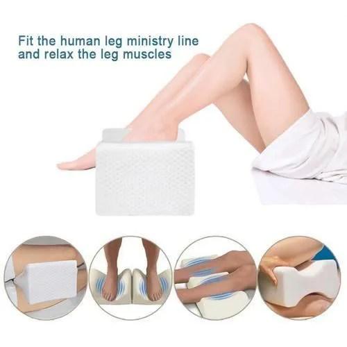 jambe de coussin de jambe de mousse de memoire formant la jambe pour la formation de maternite