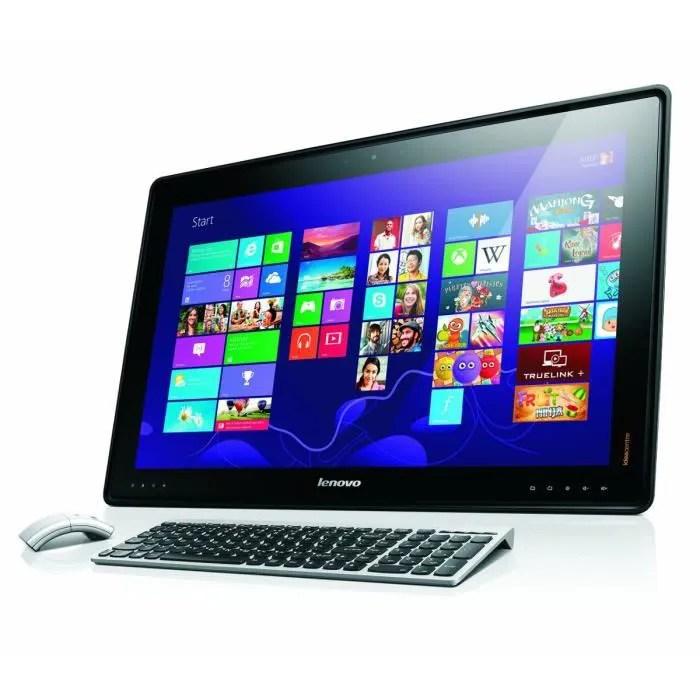 Lenovo PC Tout En Un Tactile Horizon 2S 195 Prix