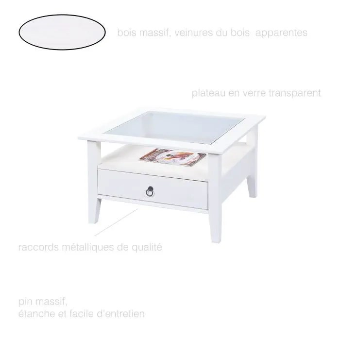 table basse de salon table basse carree table basse avec rangement petite table basse table sejour table bois massif mdf blanc