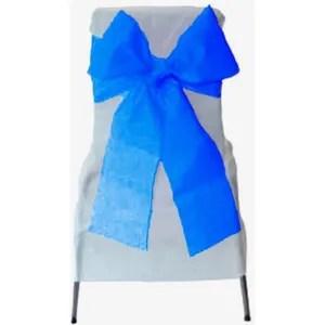 Noeud De Chaise Bleu Achat Vente Pas Cher