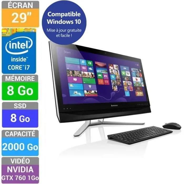Lenovo PC Tout En Un B750 57328139 Prix Pas Cher