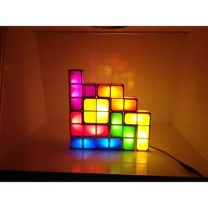 Lampe Tetris Achat Vente Pas Cher
