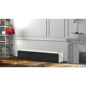 meuble tv meliconi atlanta 160 meuble tv longueur 160 cm