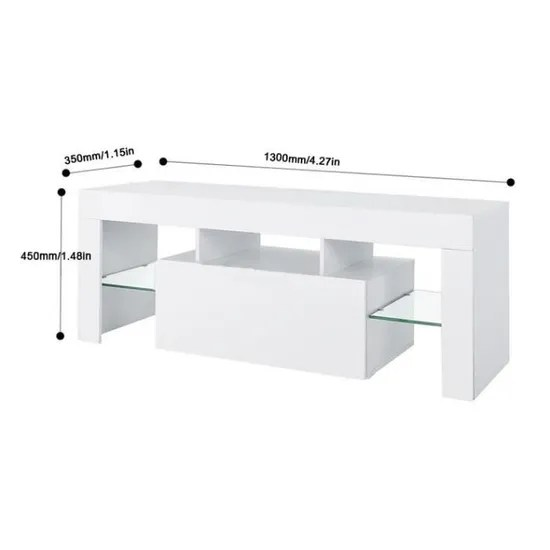 meuble tv meuble hi fi avec led table de tv table de television support de divertissement decor masion avec telecommande achat vente meuble tv meuble tv