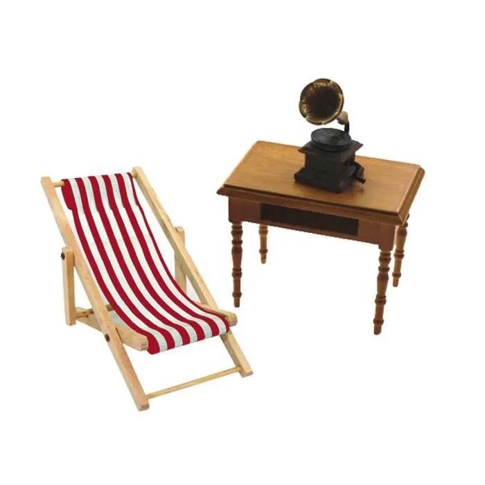 1 12 miniature scene model accessoires de maison de poupee mini chaise de salon de sable pou8