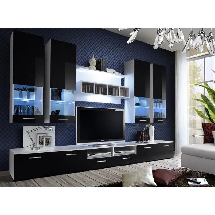 meuble de salon tv beta complet design led