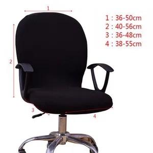 housse de chaise housse de chaise de bureau ordinateur spandex stre