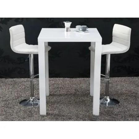 amazing mangedebout table de bar betty blanc laqu with table bar haute ikea with table de cuisine ikea blanc