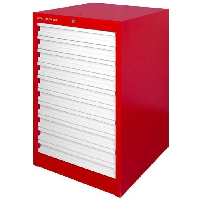 armoire d atelier a 10 tiroirs mw tools delk10