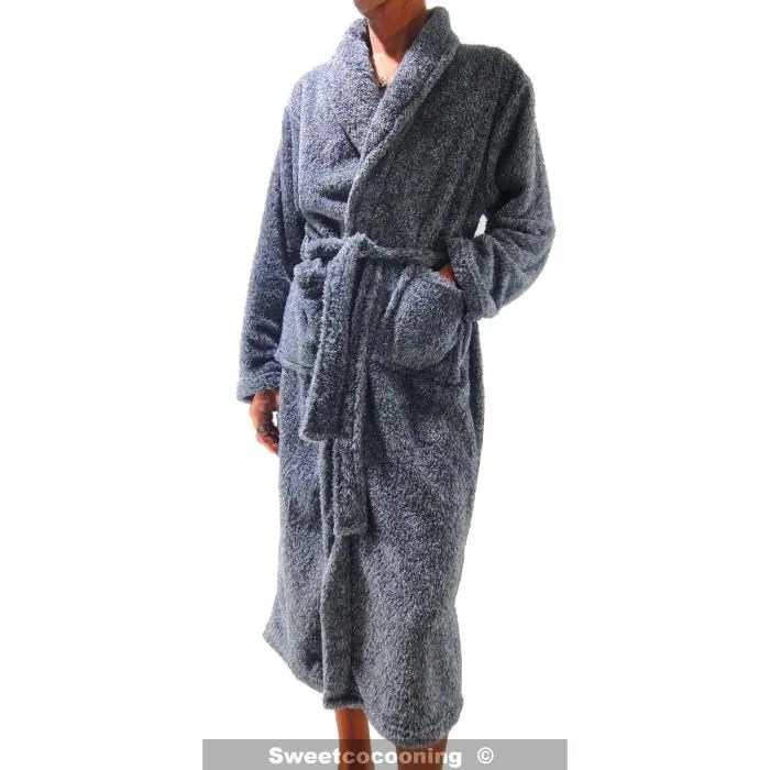 Robe De Chambre Homme Achat Vente Robe De Chambre