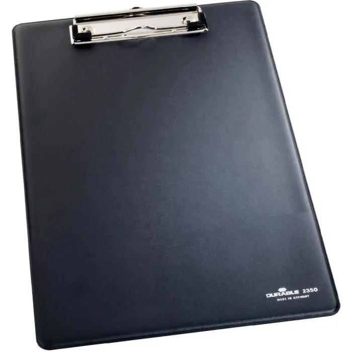 Porte Documents Durable Avec Pince Ressort Achat