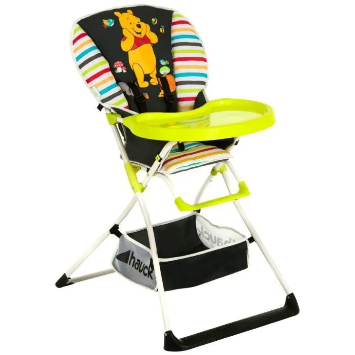 chaise haute winnie l ourson chaise haute mac baby deluxe dis