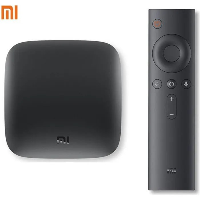 Xiaomi TV Box3 Wifi HDMI amlogic Android6.0 2+8G film Google Fonte Netflix STB IPTV Cortex A53 Quad Core 2.0 GHz Mali-450 media
