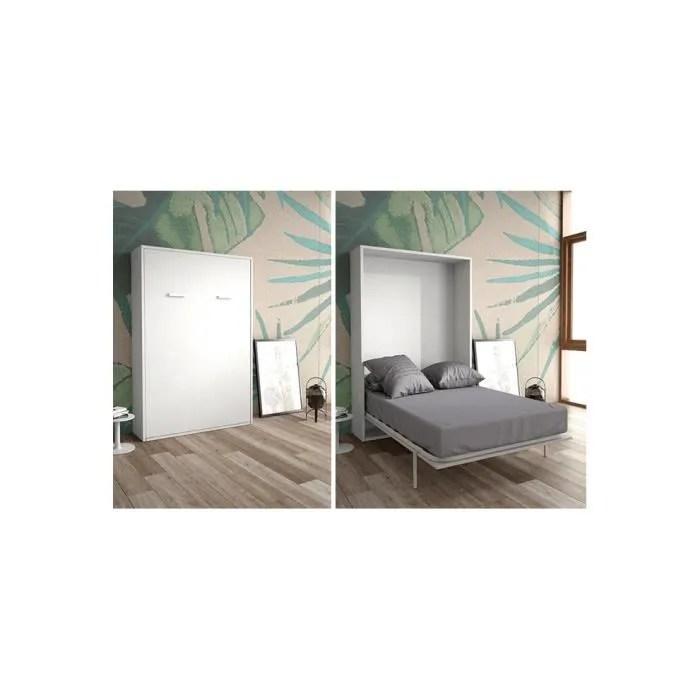 armoire lit escamotable 160x200