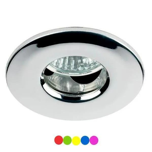 Spot Encastrable LED 4W IP65 GU10 230V RGB Couleur Achat