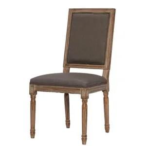 chaise regency chaise de salle a manger en bois massif