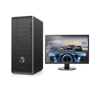 unite centrale ecran hp pc de bureau pavilion 590 p0053nf intel core i