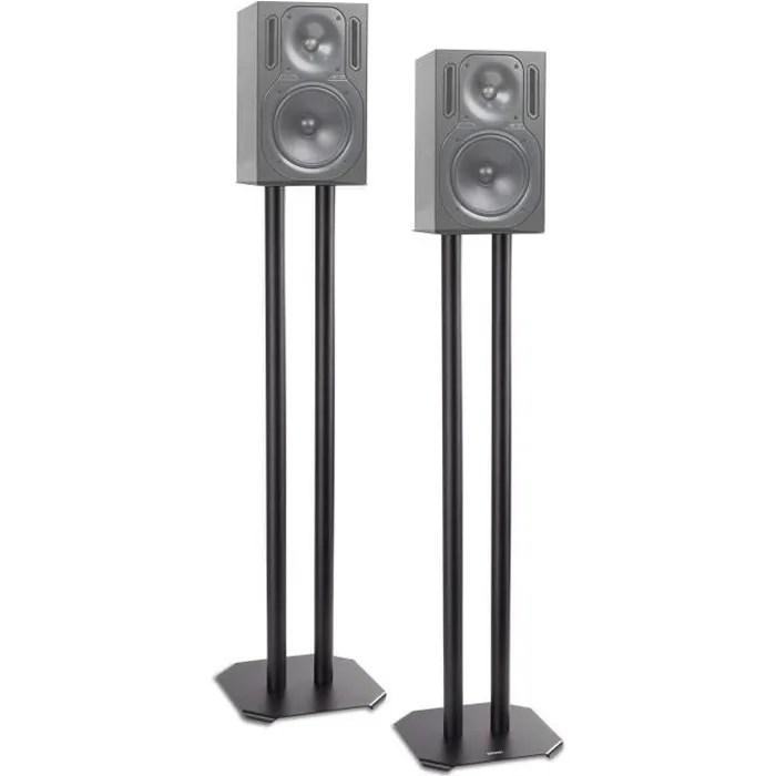 support enceintes tv duronic sps1022 80 pieds d enceintes hi fi stereo