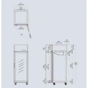 Armoire Refrigeree Vitree Achat Vente Pas Cher