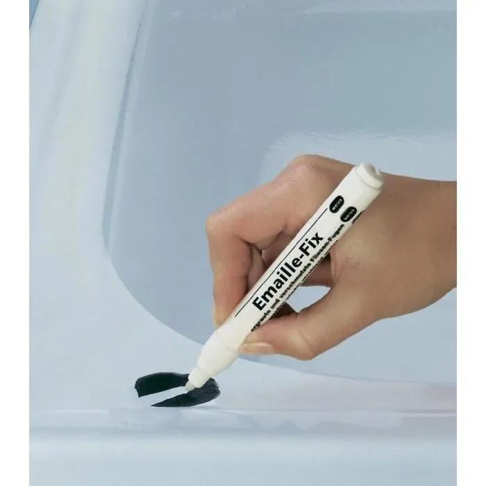 Comment Reparer Une Baignoire Emaillee