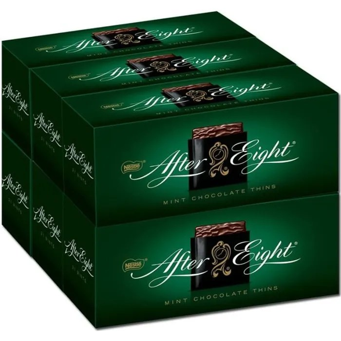 Nestl After Eight Chocolat La Menthe 6 Pices Achat