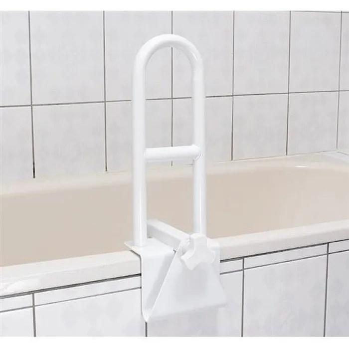 rampe main courante barre d appui pour baignoire