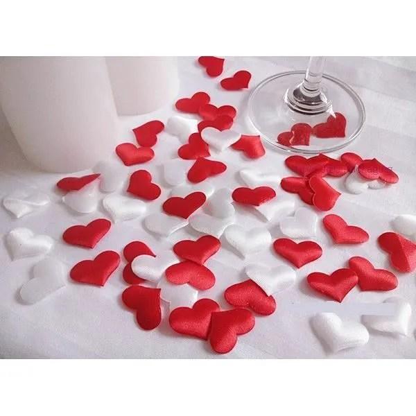Affordable Dcors De Table Confettis Coeur Deco Table