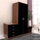 armoire de chambre ensemble meubles de chambre armoire penderie co