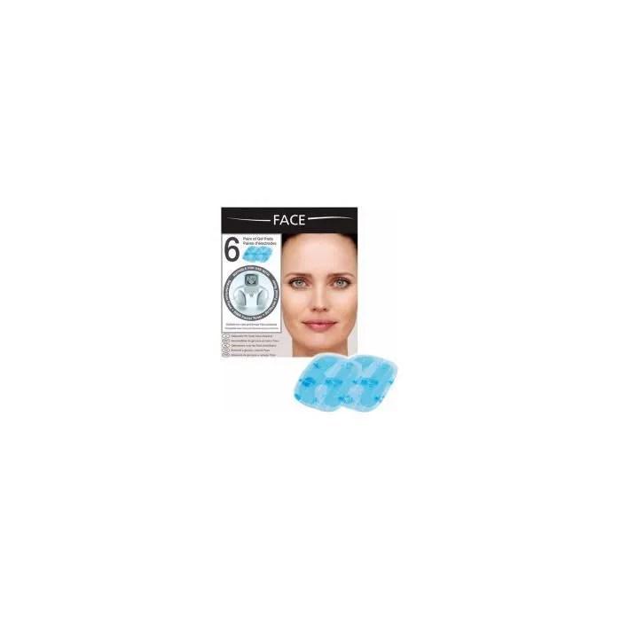 Slendertone Electrodes Face X6 Prix Pas Cher Cdiscount