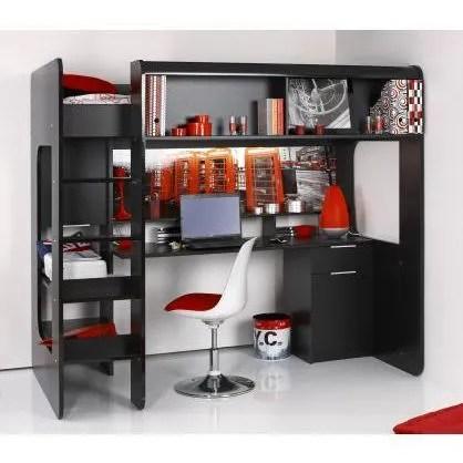 Lit Mezzanine STUDIO Achat Vente Lit Mezzanine Lit