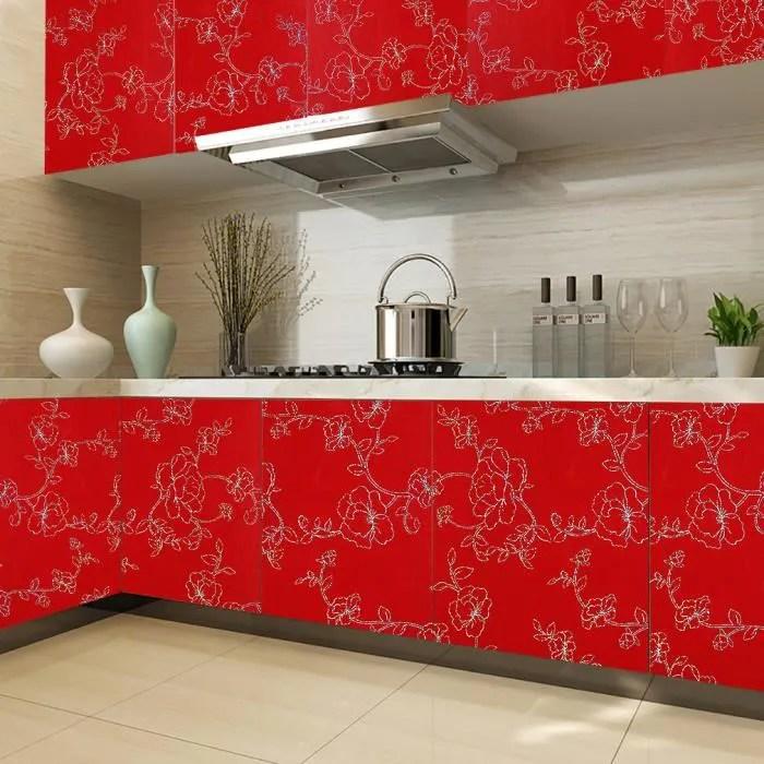 Papier Peint Rouge Design Trendy Papier Peint Rouge Et