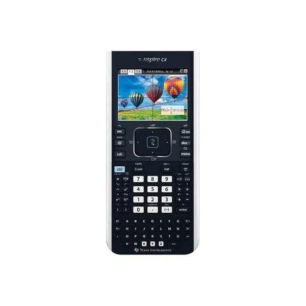Calculatrice TEXAS INSTRUMENT TI Nspire CX CAS Achat