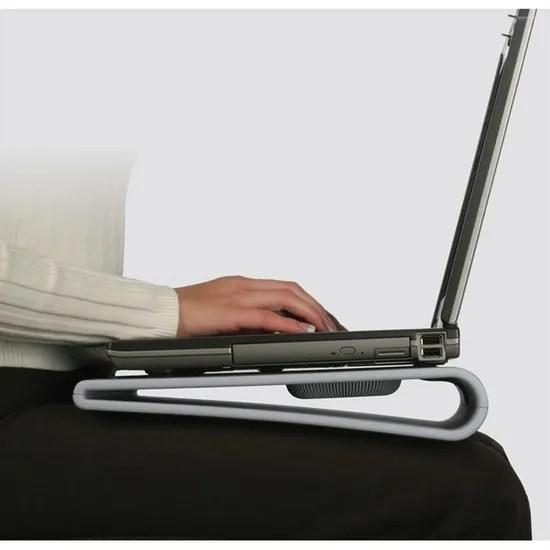 targus support ventile pour ordinateur portable lap chill mat gris prix pas cher cdiscount