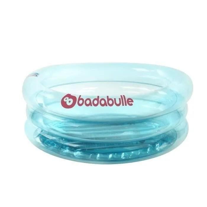 BADABULLE Baignoire Gonflable Lagon Bleu Achat Vente