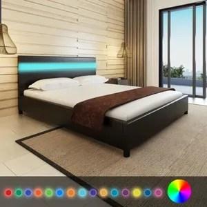 lit complet lit en cuir artificiel lits et cadres de lit enfan