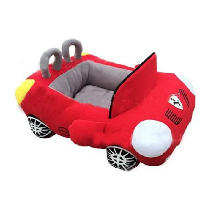 Panier CouchageRepos Pour ChienChat Forme Voiture