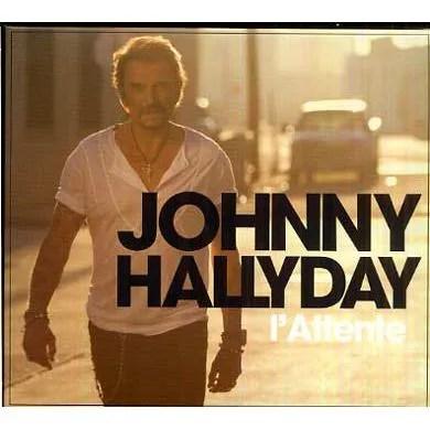 Johnny Hallyday Lattente Achat CD Cd Varit