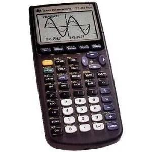 Texas Instruments Calculatrice Graphique TI83 Plus Achat