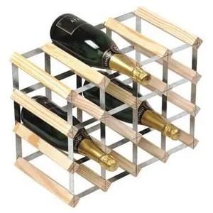 wine rack casier a vin pour 16 bouteilles